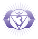 third eye chakra symbol
