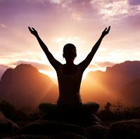 Feel divine light and love within yourself and radiate it outward!